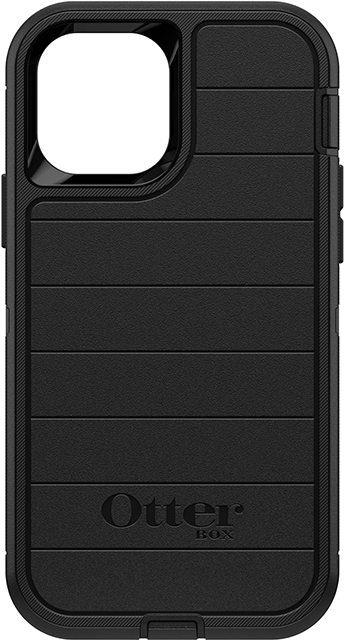 OtterBox Defender Pro Series Case and Holster - iPhone 12/12 Pro - Black