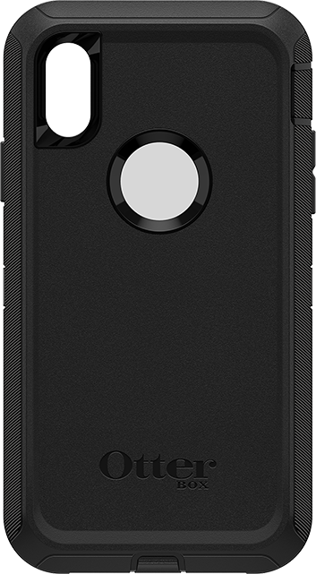 Apple iPhone XR OtterBox Defender Series Case & Belt-Clip Holster