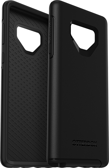 OtterBox Symmetry Series Case - Samsung Galaxy Note9 - Black