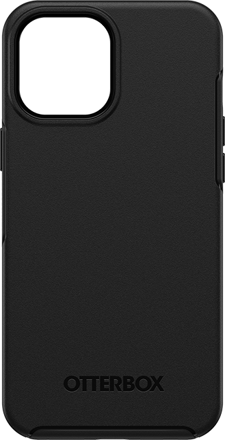 OtterBox Symmetry Series Case - iPhone 12 Pro Max - Black