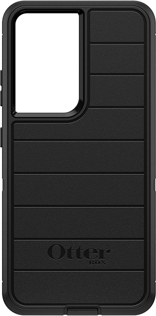 Otterbox Defender Pro Series Case + Holster - Samsung Galaxy S21 Ultra 5G - Black