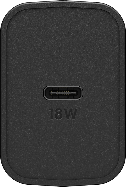 USB-C Fast Charge Wall Charger - Black