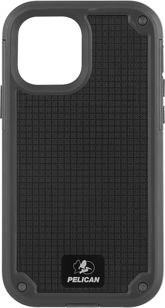 Pelican G10 Shield Case + Holster - iPhone 12 mini - Black