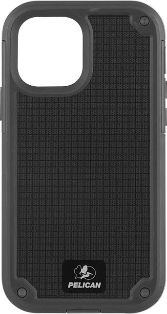 Pelican G10 Shield Case + Holster - iPhone 12/12 Pro - Black