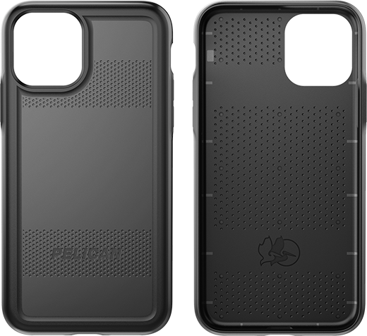 Pelican Protector Case - iPhone 11 Pro/XS/X - Black