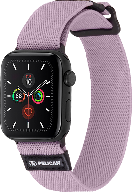 Pelican Protector Watchband 42-44mm - Mauve