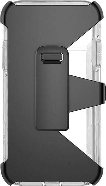 Pelican Voyager Case + Holster - iPhone 11 Pro Max/XS Max - Clear