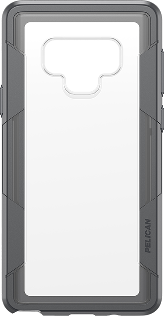 Pelican Voyager Case and Holster - Samsung Galaxy Note9 - Clear