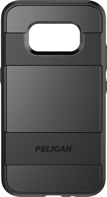 Pelican Voyager Case and Holster - Samsung Galaxy S8 Active - Black