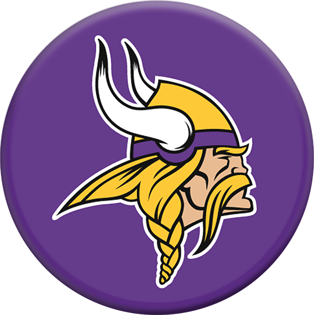 PopSocket Minnesota Vikings - Black