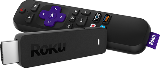 Roku Streaming Stick - Black