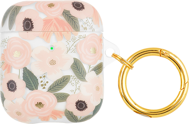 Rifle Paper Co. Wild Flowers Case - AirPods 2/1 - Wild Flowers
