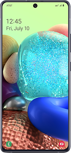 Samsung Galaxy A71 5g 10 Mo At T