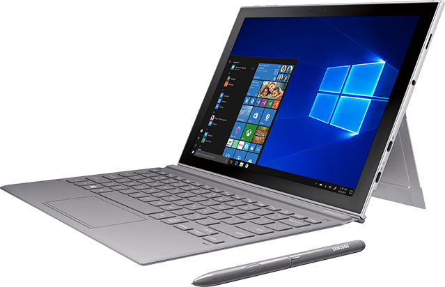 Samsung Galaxy Book2 - Silver
