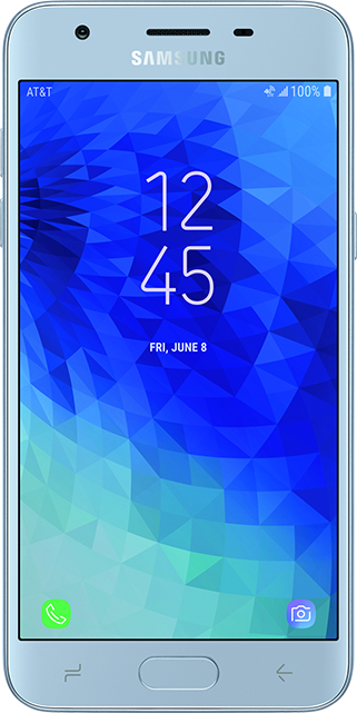 Samsung Galaxy J3 2018 for $7/mo!