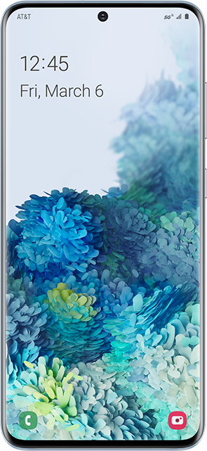 Samsung Galaxy S20 5G - Cloud Blue