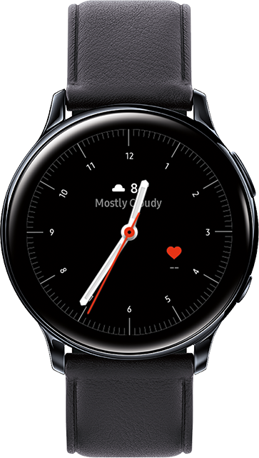 Samsung Galaxy Watch Active2 - 40mm - Negro