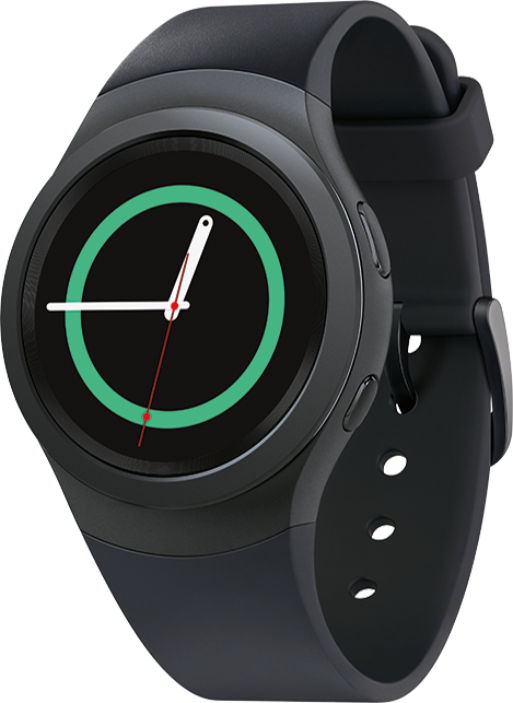 Samsung Gear S2 - Dark Gray