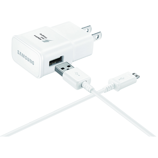 Samsung Quick Charge Wall Block - Samsung Galaxy Note 4