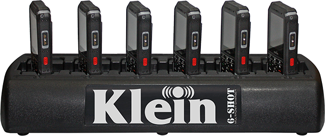 Klein 6-unit Multi Bay - XP5s