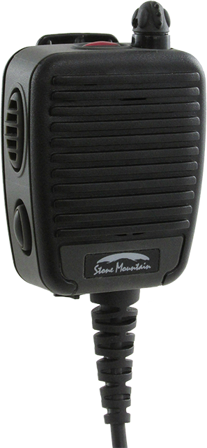 Stone Mountain Phoenix Remote Speaker Microphone with Channel Selector - XP5s and XP8