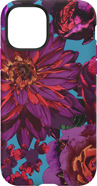 Speck Presidio Inked Floral Case - iPhone 11 Pro/XS/X