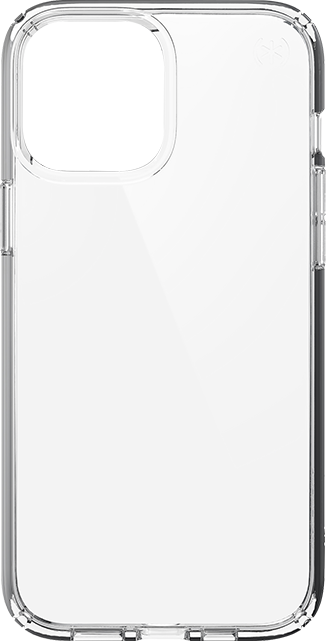 Speck Presidio Perfect-Clear Case - iPhone 12 Pro Max - Clear