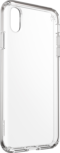 Estuche Speck Presidio Stay transparente - iPhone XR - Transparente