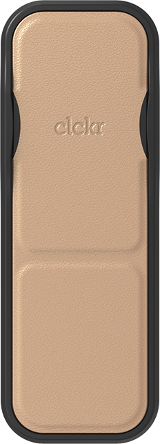 Clckr Desert Diamond Phone Grip - Gold