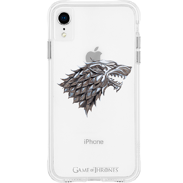 Case-Mate Game of Thrones House Stark Sigil Case - iPhone XR