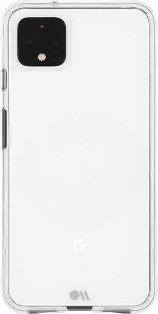Case-Mate Tough Clear Google Pixel 4 - Clear