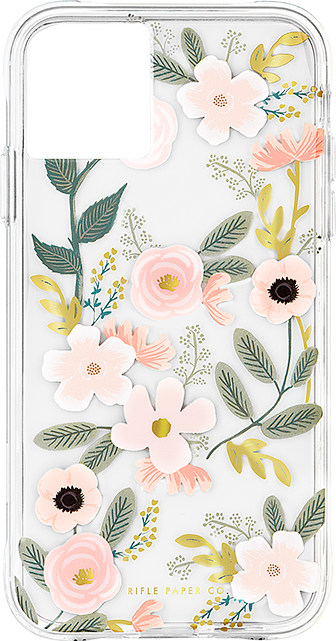Rifle Paper Co. Wildflowers Case - iPhone 11 Pro/XS/X