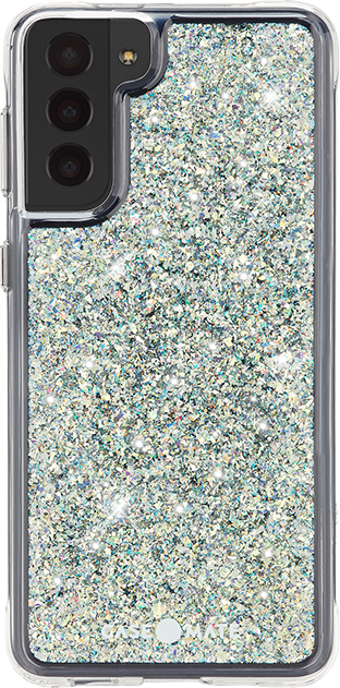Twinkle Case - Samsung Galaxy S21 5G - Clear