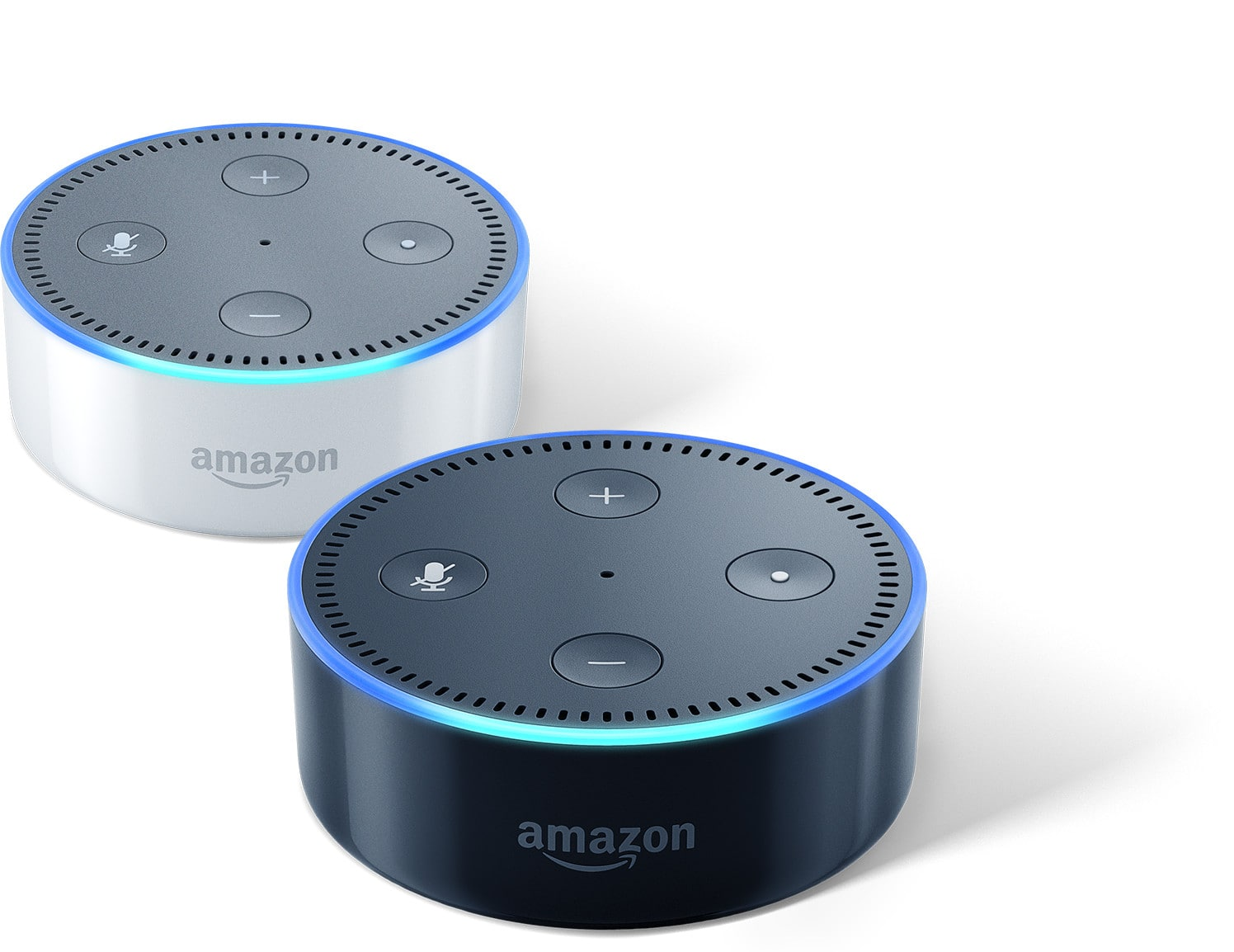 amazon echo dot wi fi connected speaker for smartphones or. Black Bedroom Furniture Sets. Home Design Ideas