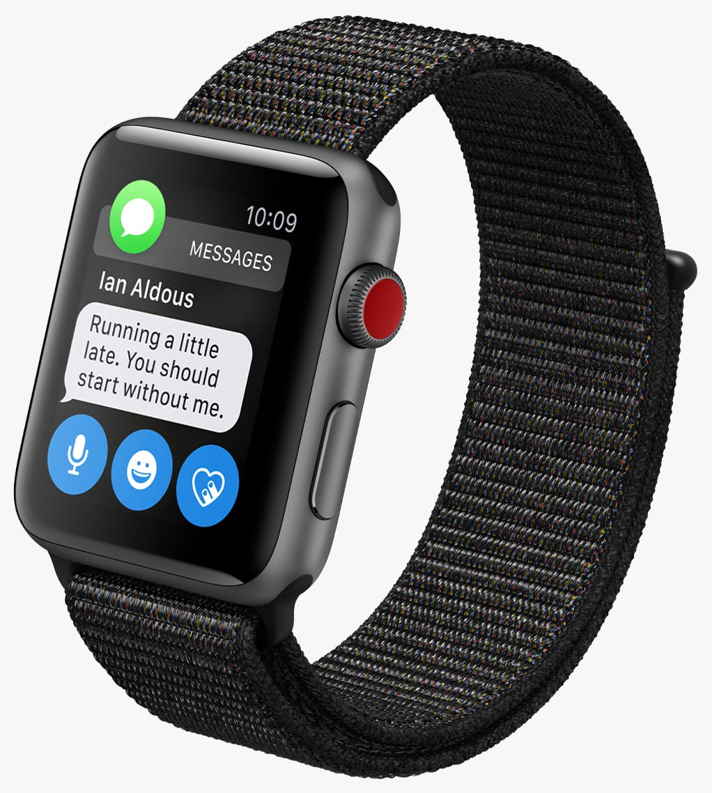 how to get nike watch face on apple watch