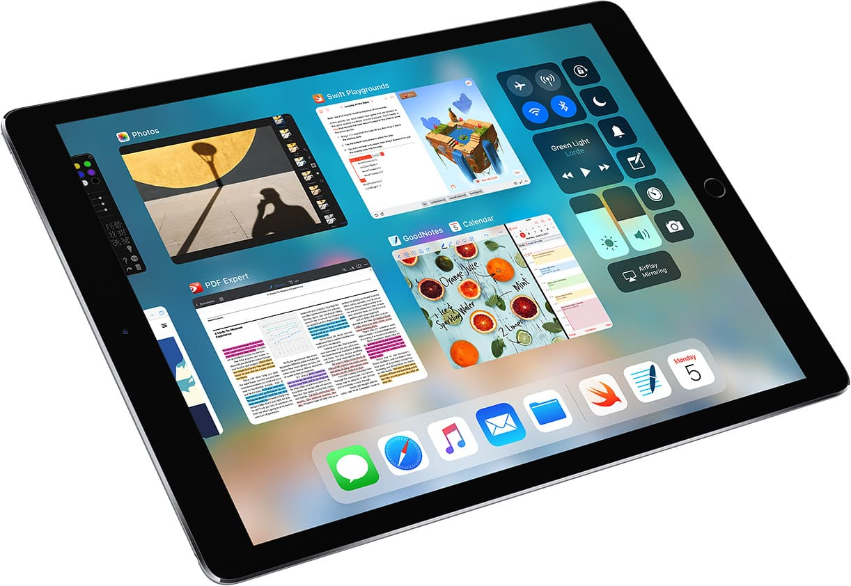 how to delete all photos from ipad pro