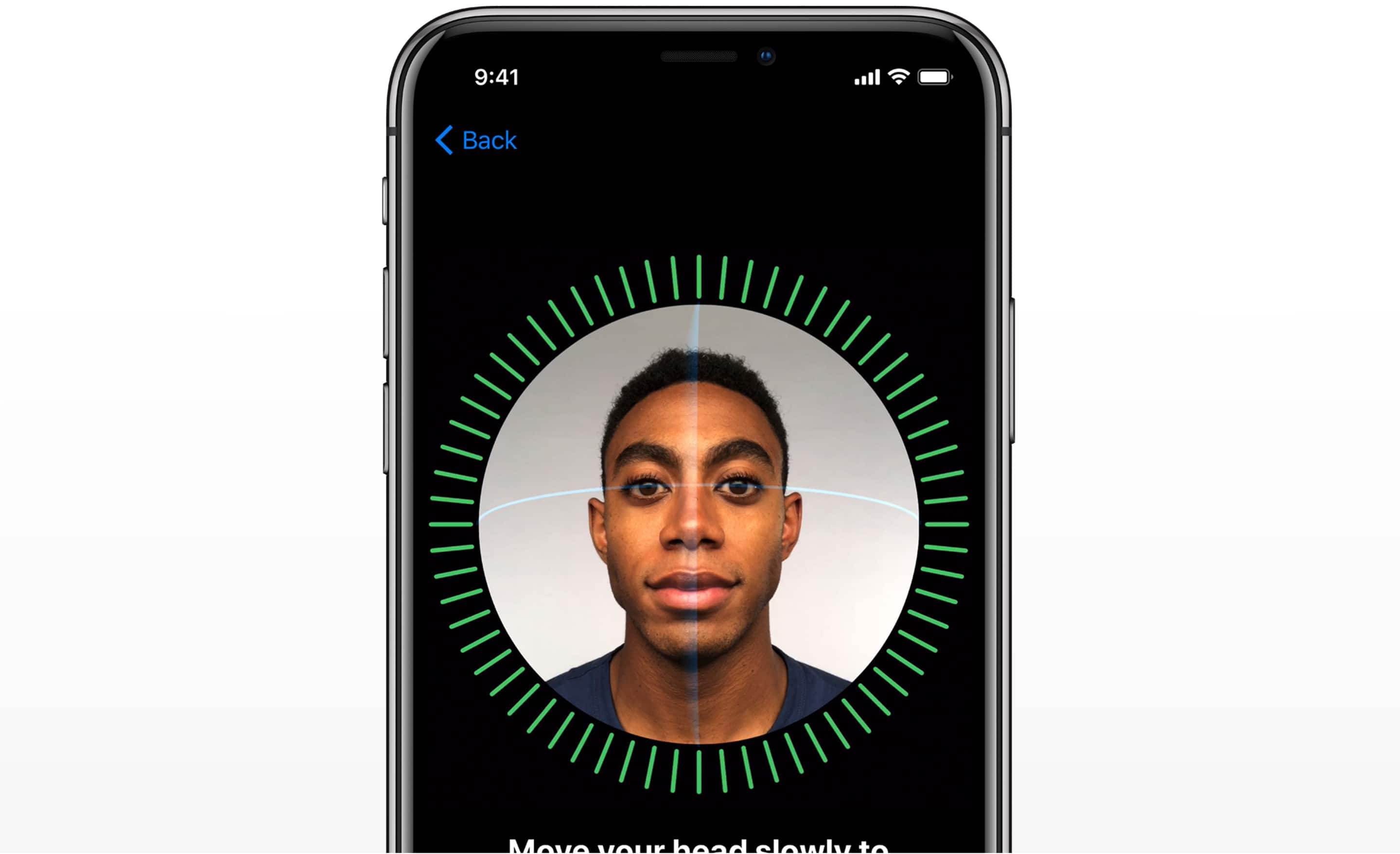Image result for iphone x face mapping