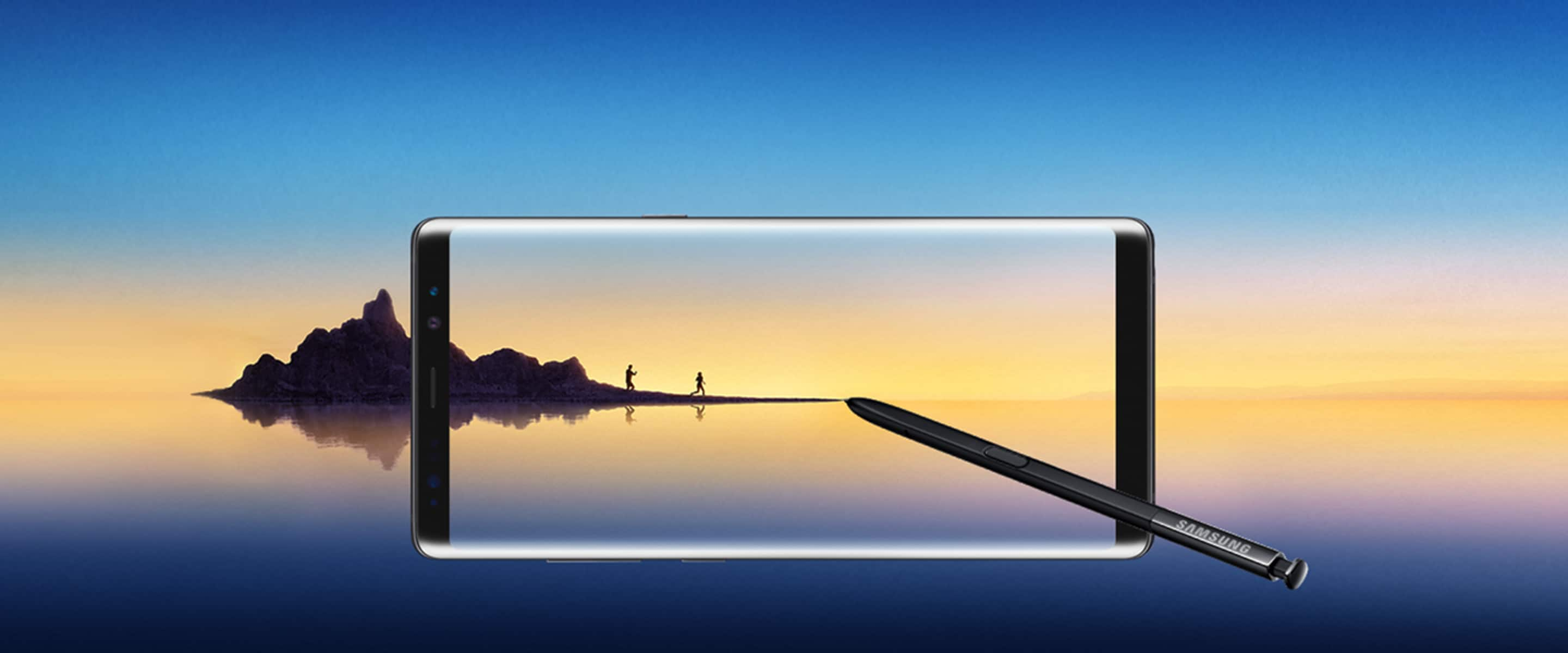 Samsung Galaxy Note8 - Price, Specs & Reviews