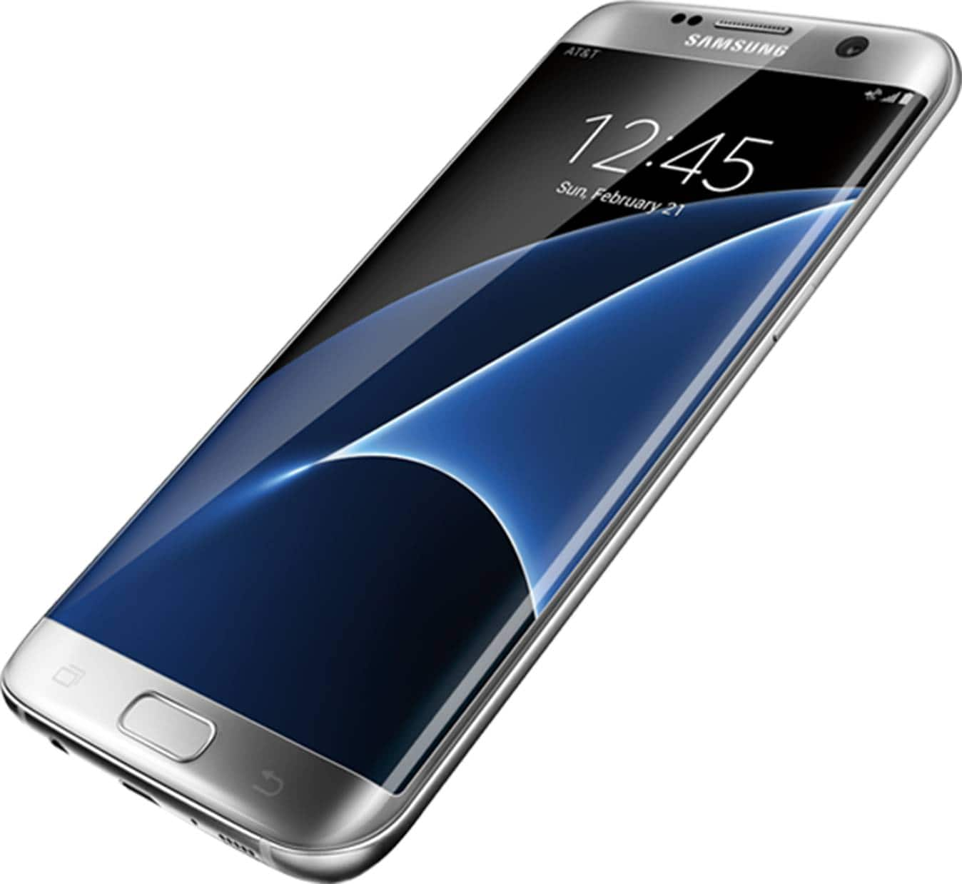 certified pre owned samsung galaxy s7 edge at t. Black Bedroom Furniture Sets. Home Design Ideas