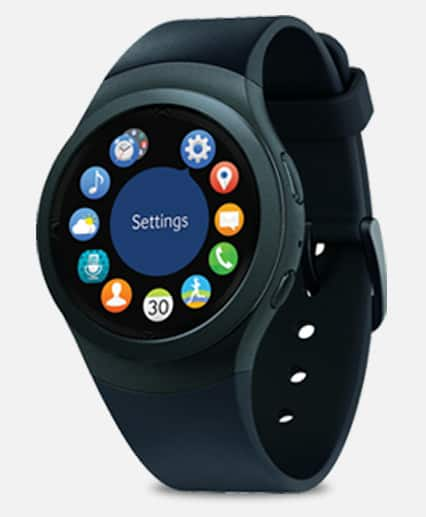 Can I use a Samsung watch with my samsung note? Or do they have to each have their own number?