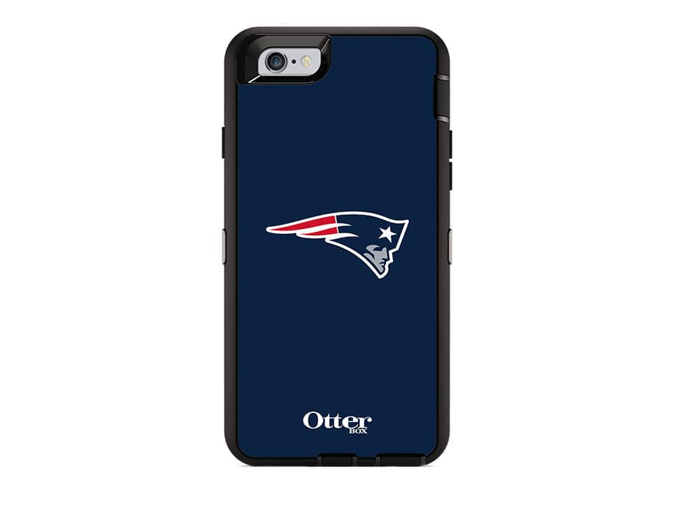 best loved 98acf 88caa OtterBox Defender Series NFL New England Patriots Case and Holster ...