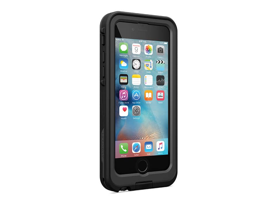 designer fashion 15919 f5a47 LifeProof FRE Power Charging Case for iPhone 6/6s - AT&T
