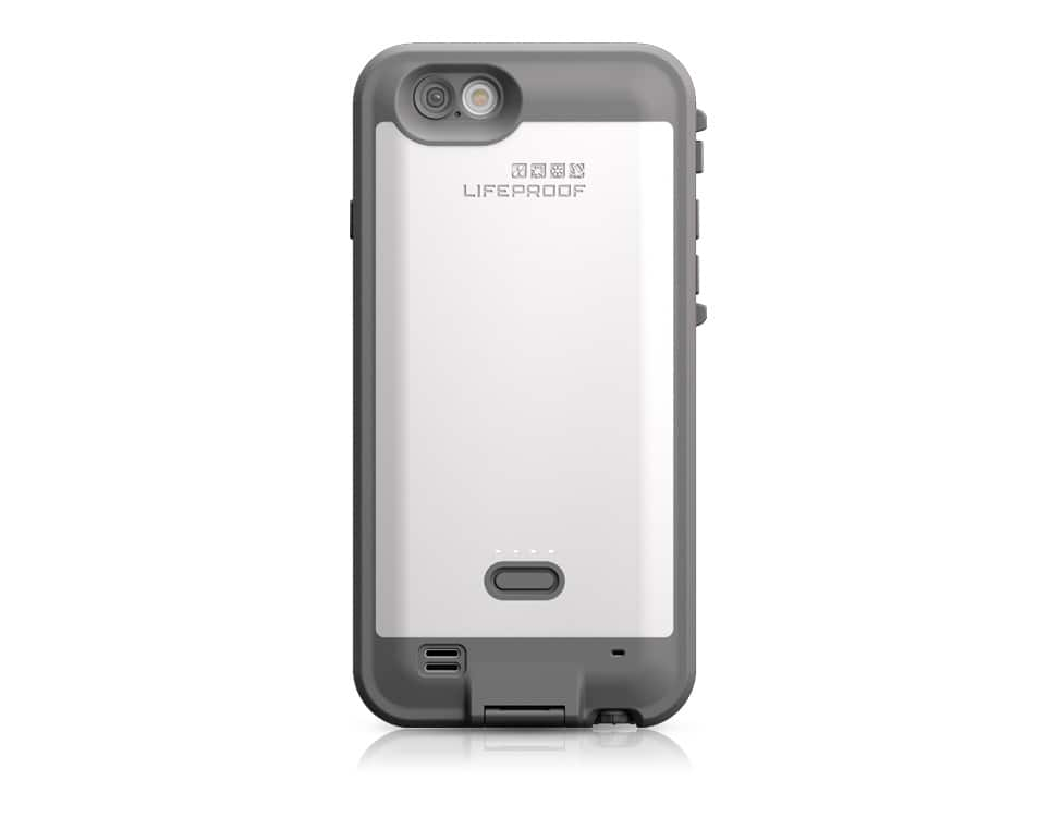 new arrival 5a7af 8ffe5 LifeProof fre Power Charging Case for iPhone 6 -- AT&T