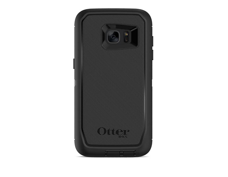 more photos 848f8 f2990 OtterBox Defender Series Case and Holster - Samsung Galaxy S7 edge ...