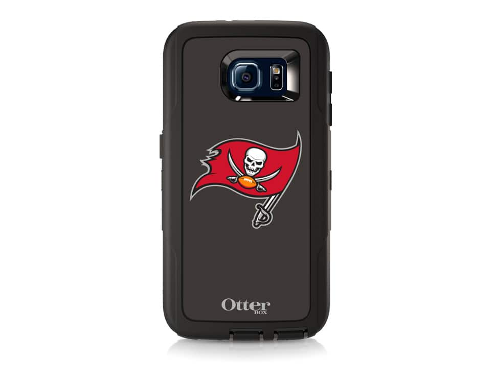 promo code 8652b 9d751 OtterBox Defender Series NFL Tampa Bay Buccaneers Case and Holster ...