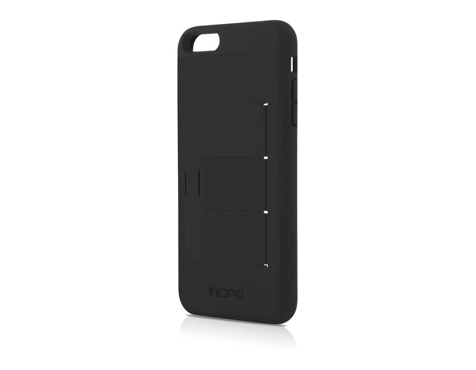 timeless design 96b42 087f4 Incipio STOWAWAY ADVANCE Credit Card Case with Kickstand for iPhone ...