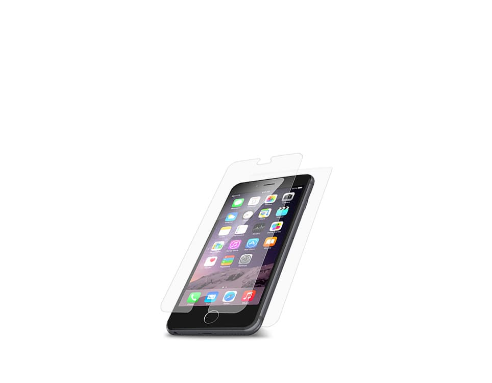 reputable site d1988 5ab83 Zagg Invisible Shield HDX Dry Apply Full Body for iPhone 6