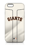 Skinit San Francisco Giants White Jersey Case - iPhone 6/6s