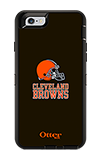 OtterBox Defender Series NFL Cleveland Browns Case and Holster - iPhone 6/6s