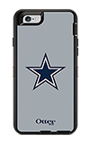 OtterBox Defender Series NFL Dallas Cowboys Case and Holster - iPhone 6/6s